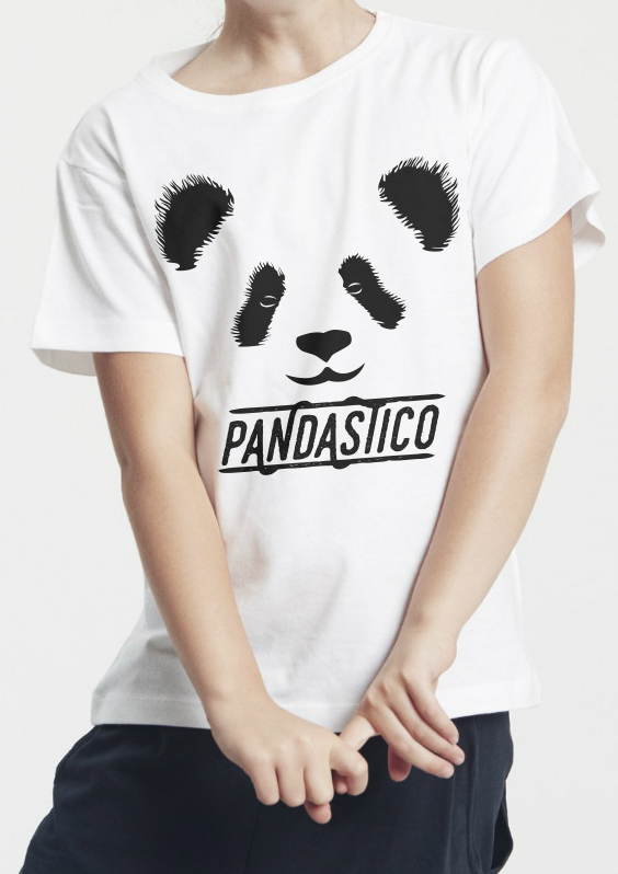 T-shirt Junior - Pandastico